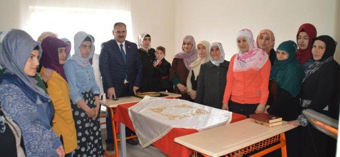 Yücekapı Belediye Başkanı Zeyrek'in ziyaretleri