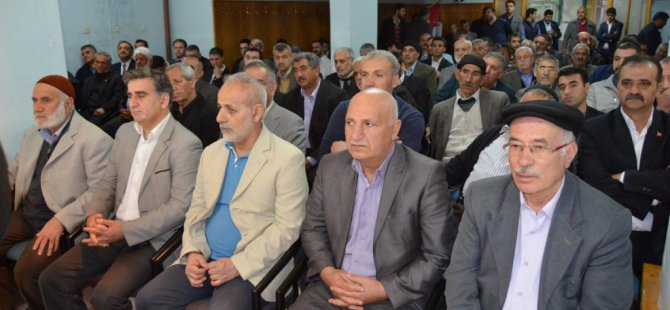 Saadet ve Büyük Birlik partileri adaylarını tanıttı