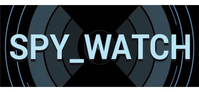 Apple Watch'la Birlikte Spy_Watch Adında Ajan Oyunu Geliyor
