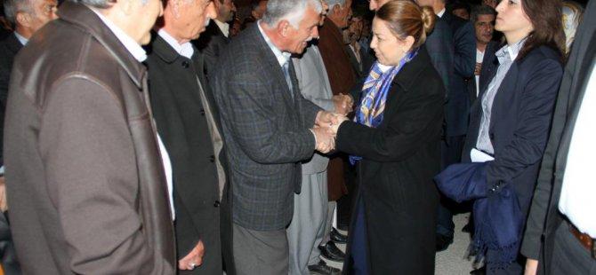 AK Parti Genel Başkan Yardımcısı Çalık, Malatya'da: