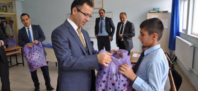 Bursa'dan Çukurca'ya anlamlı yardım