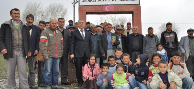 Iğdır'da Ermenilerin öldürdüğü Türkler anıldı