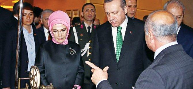 Erdoğan'ı kızdıran 4G standı