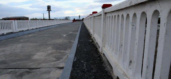 27 yıldır kullanılmayan köprü