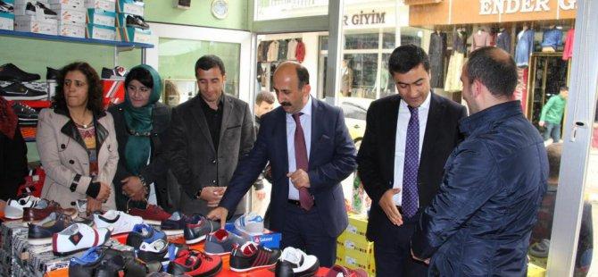 HDP Şemdilide Seçim Çalışması