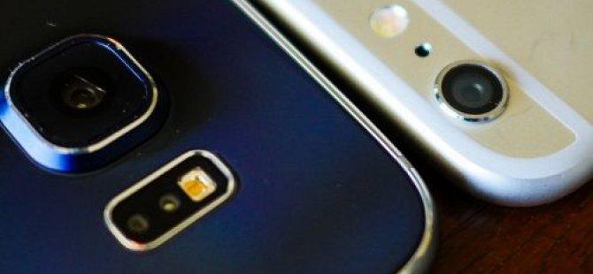 Galaxy S6 ve iPhone 6 Optik Görüntü Sabitleme Testi