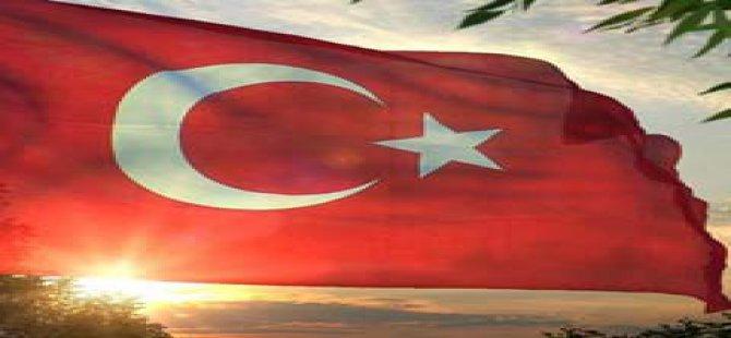 Ermeniler Türk Bayrağına Saldırdı