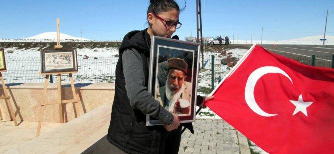 Kars'ta, Ermenilerin katlettiği vatandaşlar anıldı