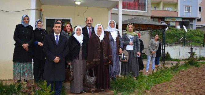 Şemdinli'de kadınlara yönelik sağlık semineri
