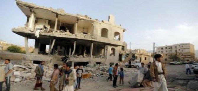 Suudi Arabistan Husileri Vurdu