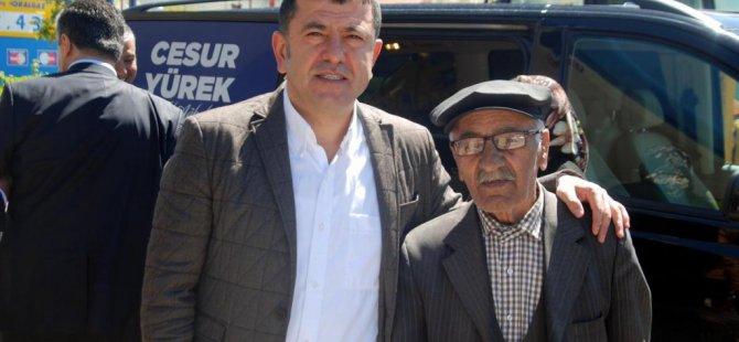 CHP Genel Başkan Yardımcısı Veli Ağbaba çeşitli ziyaretlerde bulundu.