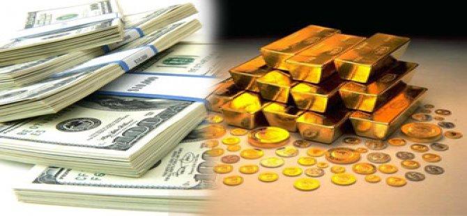 Altın ve Dolar'da Düşüş !