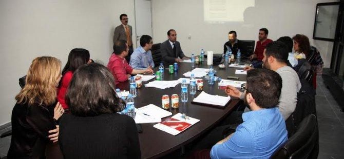 Ağrı İbrahim Çeçen Üniversitesinde Yabancı Dil Eğitimi Çalıştayı Gerçekleştirildi