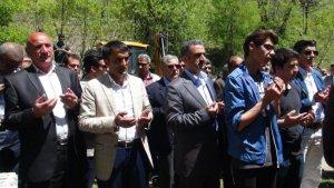 Tatvan Belediye Başkanı Aksoy'un acı günü