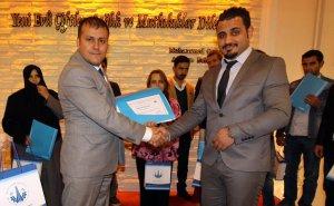 Girişimcilik kursu kursiyerleri sertifika aldı