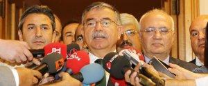 Yılmaz'ın MHP ziyareti 7 dakika sürdü