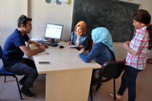 Muş'ta öğrencilere tercih desteği