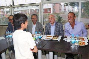 Erzurum'da belediye hizmetleri