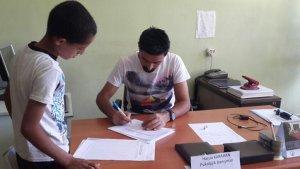 Hakkari'de öğrencilere rehberlik hizmeti