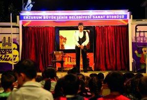 Erzurum'da ramazan etkinlikleri