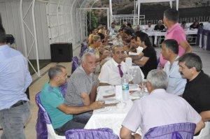CHP'den basın mensuplarına iftar