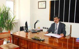 Erciş Şeker Fabrikası Müdürü Nalbantoğlu, hayatını kaybetti