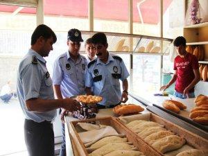 Bitlis Belediyesi'nin ramazan denetimleri