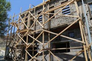 Tarihi mekanlar restorasyonla gün yüzüne çıkarılacak