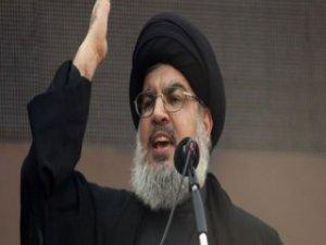 Nasrallah: Suriye Düşerse Filistin Düşer