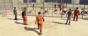 GTA V'e Gelen Yeni Bir Mod Sayesinde Artık Hapse Düşebiliyorsunuz!