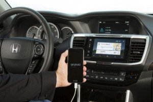Honda Accord 2016, Android Auto ile donatılacak!
