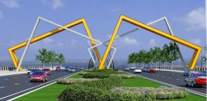 Malatya'ya şehir kapıları yapılacak