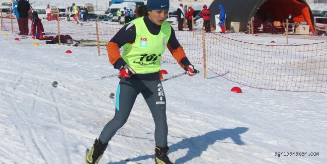 Sporcularımız Kayaklı Koşu 2. Etap Müsabakalarında 9 Madalya Kazandı
