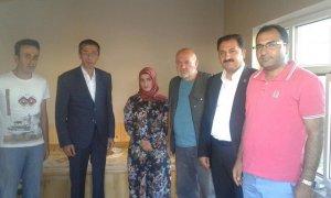 Diyarbakır'da polis memurunun kaçırılması
