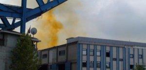 DİKKAT ! İstanbul'da Kimyasal Gaz Sızıntısı