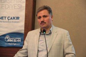 Malatya'da 'Ulaşım Ana Planı Toplantısı' yapıldı