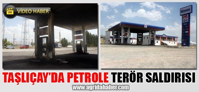 Ak Partili Belediye Başkanının Petrol İstasyonuna Saldırı