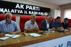 AK Parti Milletvekili Şahin: