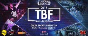 League of Legends TBF Şampiyonu Belli Oldu!