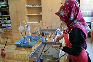 Malatya'da 29 sanat dalında binlerce kişiye eğitim