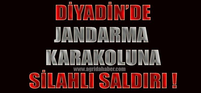 Diyadin'de Jandarma Karakoluna Saldırı: 3 PKK'lı Öldürüldü