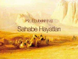Hz. Ebû Bekir (R.A.) (571 - 634)