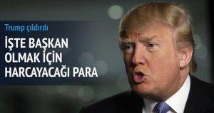 'Başkan olmak için 1 milyar $ harcarım'