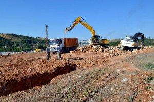 Doğanşehir'de su ve kanalizasyon çalışmaları