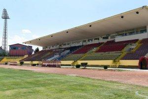 Büyükşehir Belediyesi İnönü Stadı'nın tadilatını yaptı