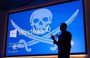 Windows 10 korsan oyunları ve illegal donanımları devre dışı bırakabilir