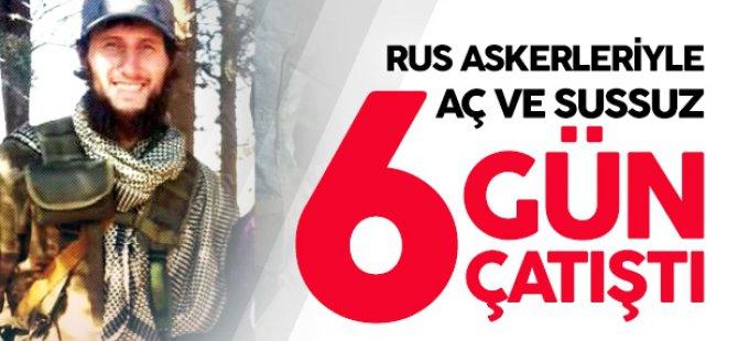 Gazi Abdullayev'in Rus Askerlerine Karşı 6 Günlük Direnişi
