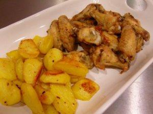 Fırında Patatesli Tavuk Yapılışı