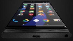BlackBerry'nin   akıllı telefonu