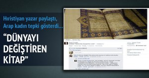 Yazardan Kur'an paylaşımı!